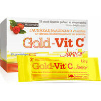 Gold Vit C Junior N15